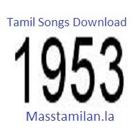 tamil Album Songs Of 1953