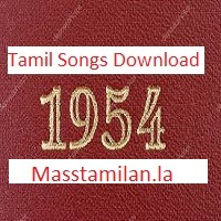 1954 Tamil Songs
