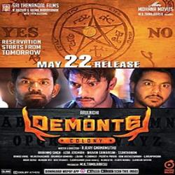 Demonte Colony songs download