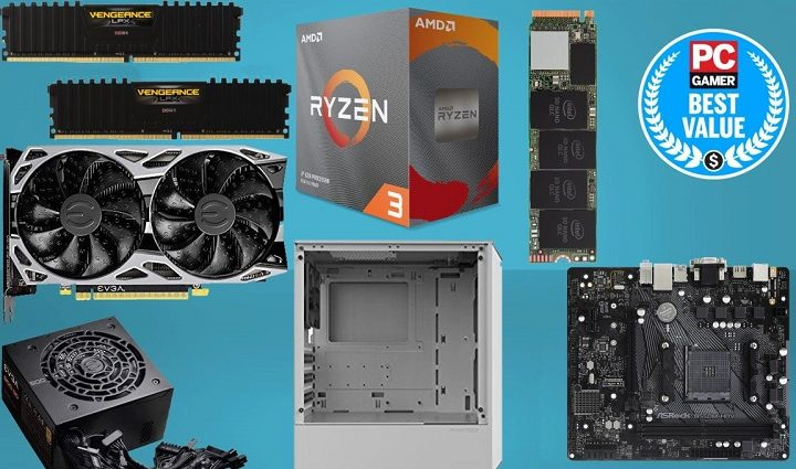 Top 5 Tips To Building A Gaming PC On A Budget