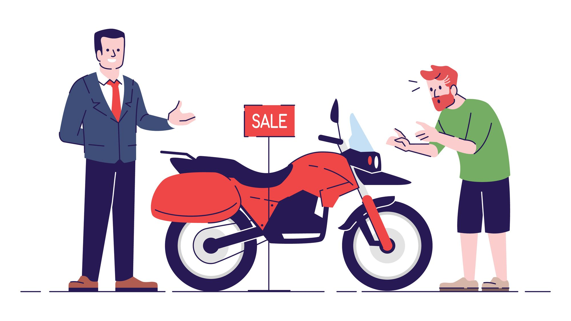Are you interested to purchase a second-hand bike? Follow all these tips throughout the process