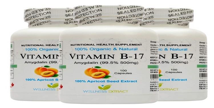 How to Buy Vitamin B17 Capsules in India?